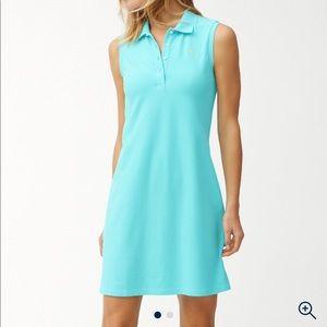 Tommy Bahama Classic Sleeveless Polo Dress